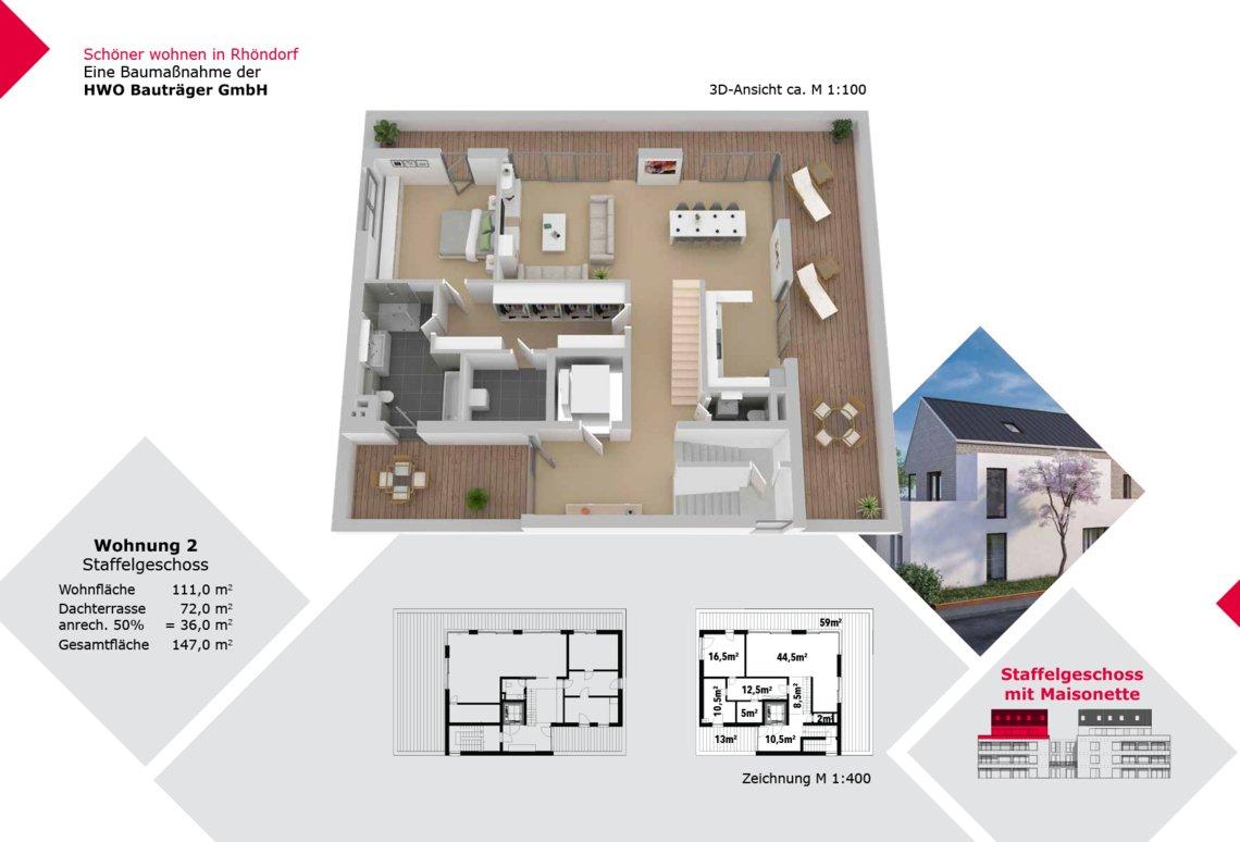 Wohnung 2 - FW-S-14