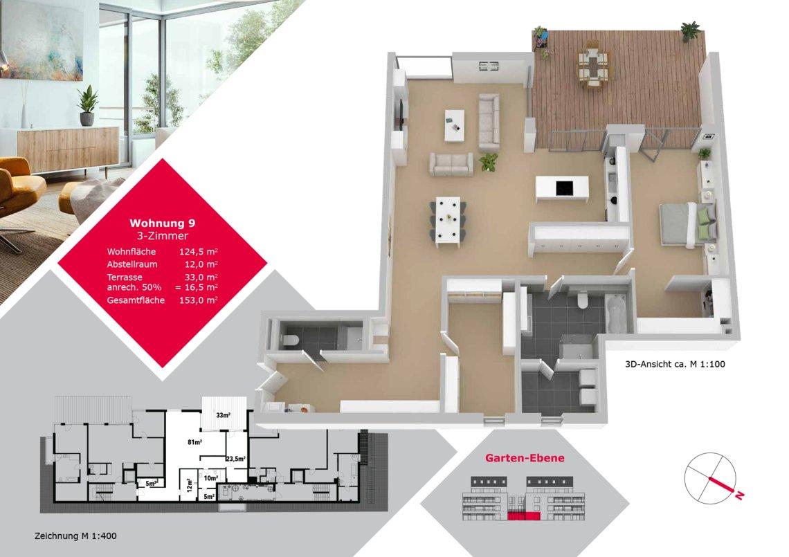 Wohnung 9- FW-S-23