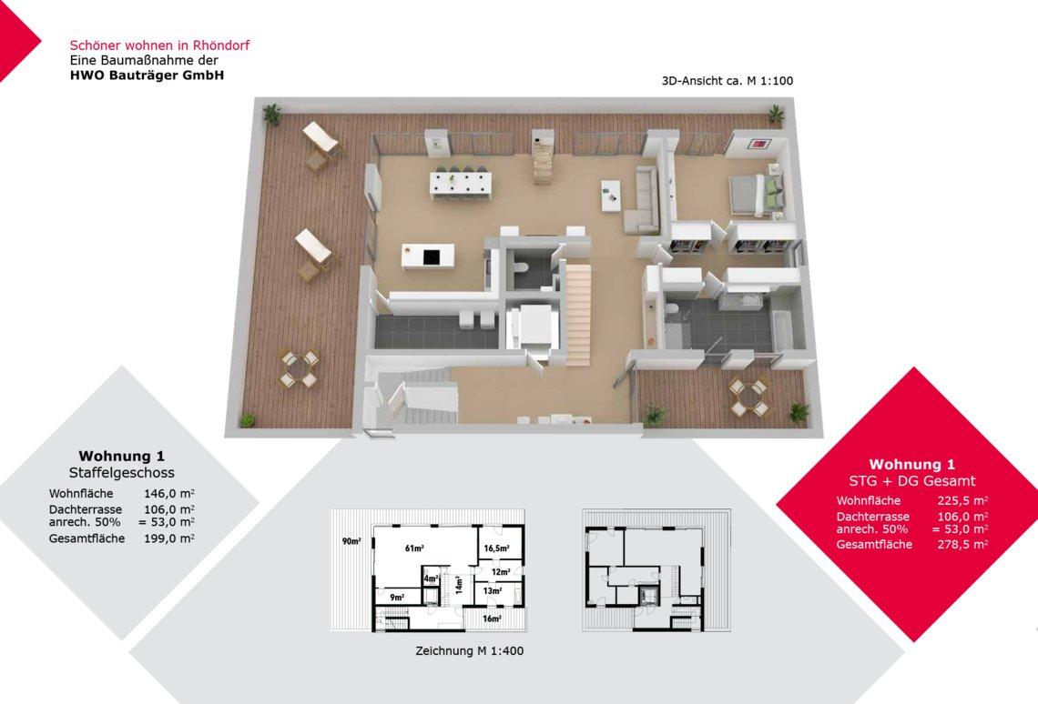 Wohnung 1 - FW-S-12