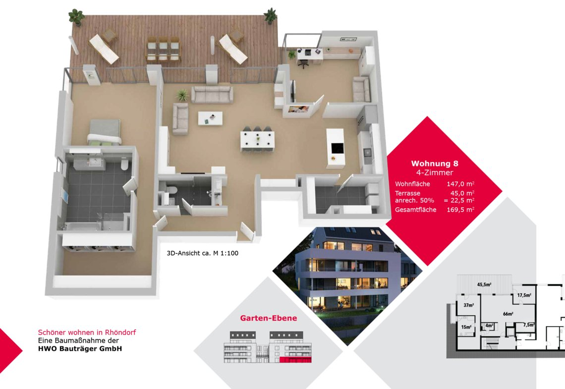Wohnung 8 - FW-S-20