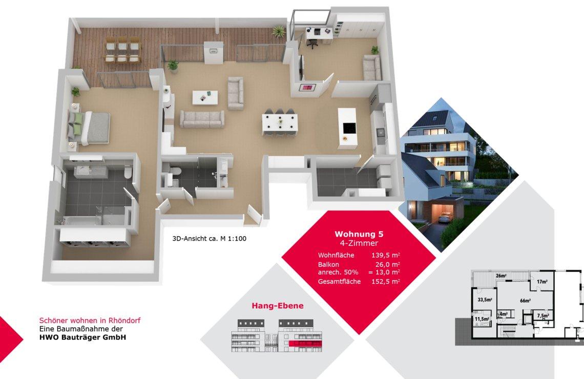 Wohnung 5 - FW-S-18